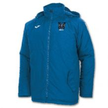 Ards FC Everest Bench Jacket - Royal